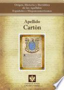 Libro de Apellido Cartón
