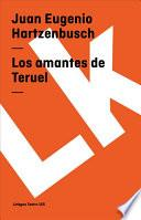 Libro de Los Amantes De Teruel
