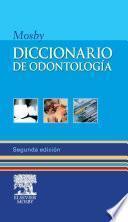 Libro de Diccionario De Odontología
