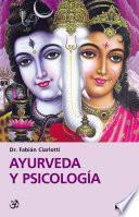 Libro de Ayurveda Y Psicología