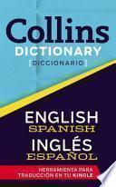 Libro de Diccionario InglŽs Espa–ol Collins