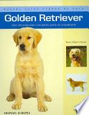 Libro de Golden Retriever