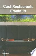 Libro de Cool Restaurants Frankfurt