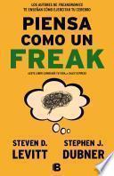 Libro de Piensa Como Un Freaki
