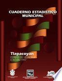 Libro de Tlapacoyan Estado De Veracruz. Cuaderno Estadístico Municipal 1997