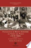 Libro de Fotografías De Martin Gusinde En Tierra Del Fuego (1919 1924)