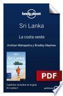 Libro de Sri Lanka 2_3. La Costa Oeste