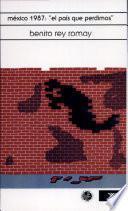 Libro de México 1987