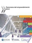 Libro de Panorama Del Emprendimiento 2012