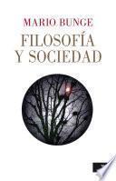 Libro de Filosofía Y Sociedad