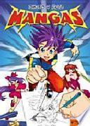 Libro de Dibujo Y Pinto Manga