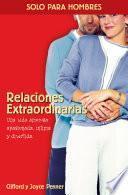 Libro de Relaciones Extraordinarias
