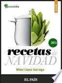 Libro de Recetas De Navidad De El Comidista 2012