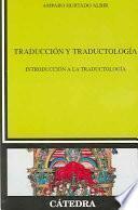 Libro de Traducción Y Traductología