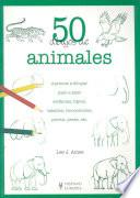 Libro de 50 Dibujos De Animales