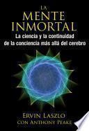 Libro de La Mente Inmortal