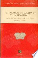 Libro de Cien Años De Soledad  Y Un Homenaje