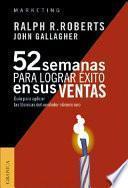 Libro de 52 Semanas Para Lograr éxito En Sus Ventas