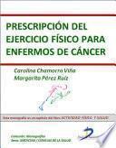 Libro de Prescripción Del Ejercicio Físico Para Enfermos De Cáncer