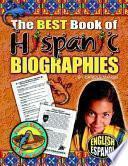 Libro de The Best Book Of Hispanic Biographies