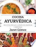 Libro de Cocina Ayurvédica