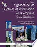 Libro de La Gestión De Los Sistemas De Información En La Empresa