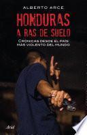 Libro de Honduras A Ras De Suelo