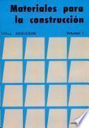 Libro de Materiales Para La Construcción