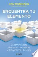 Libro de Encuentra Tu Elemento