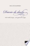 Libro de Diario De Duelo