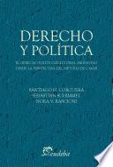 Libro de Derecho Y Política