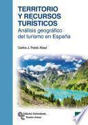 Libro de Territorio Y Recursos Turísticos