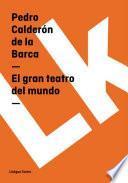Libro de El Gran Teatro Del Mundo