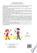 Libro de Ortografía Cantada. Método Audiovisual E Ideográfico. Curso Completo Con 287 Vídeos