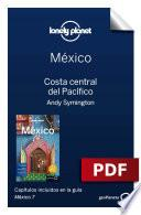 Libro de México 7_8. Costa Central Del Pacífico