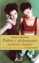 Libro de Padres Y Adolescentes
