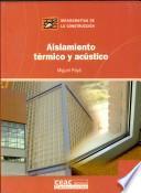 Libro de Aislamiento Térmico Y Acústico