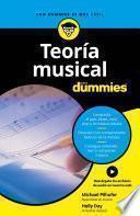 Libro de Teoría Musical Para Dummies