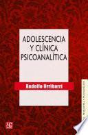 Libro de Adolescencia Y Clínica Psicoanalítica
