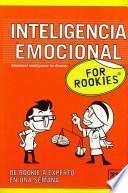 Libro de Inteligencia Emocional For Rookies