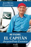 Libro de Mi Padre, El Capitán Jacques Yves Cousteau