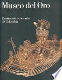Libro de Museo Del Oro