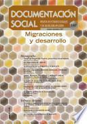 Libro de Migraciones Y Desarrollo