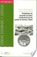 Libro de Posibilidades De Desarrollo De Tráfico Hortofrutícola Por Los Puertos De Almería Y Motril