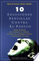 Libro de Diez Soluciones Sencillas Para El Pánico