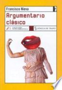Libro de Argumentario Clásico