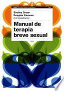 Libro de Manual De Terapia Breve Sexual