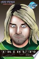 Libro de Kurt Cobain Comic Biografia