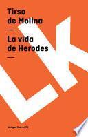 Libro de La Vida De Herodes