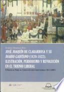 Libro de José Joaquín De Clararrosa Y Su Diario Gaditano, 1820 1822